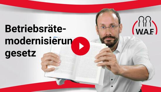Betriebsrätemodernisierungsgesetz: Die neuesten Änderungen zusammengefasst!