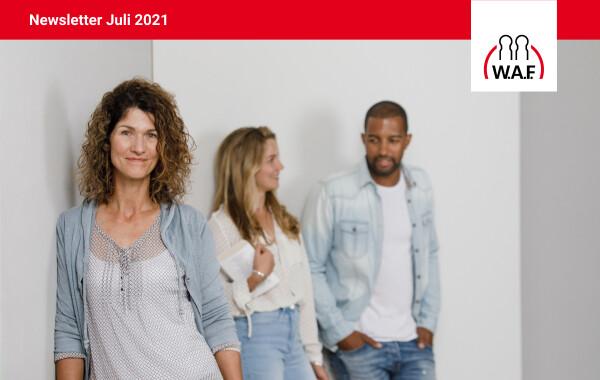 Newsletter Juli 2021